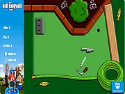 Backyard mini golf j�t�k