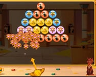 flipper - Bubble shooter egypt