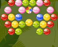 flipper - Bubble shooter fruits candies