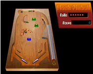 Flash Pinball online flipper
