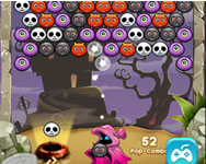 flipper - Halloween bubble shooter