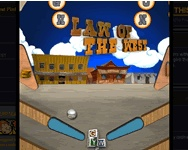 Law of the West Pinball online j�t�k