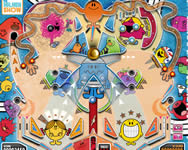 Mr Men pinball flipper j�t�kok