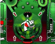 Pinball Sevenup flipper online flash j�t�k