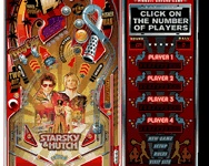 Starsky and Hutch pinball flash j�t�k