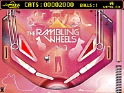 The rambling wheels pinball flipper j�t�kok